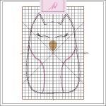 Owl Design (8×12)